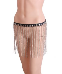 Chains mini Skirt