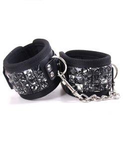 Manette soft cuffs black