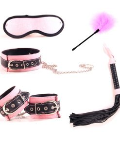 Kit bondage pleasure deluxe