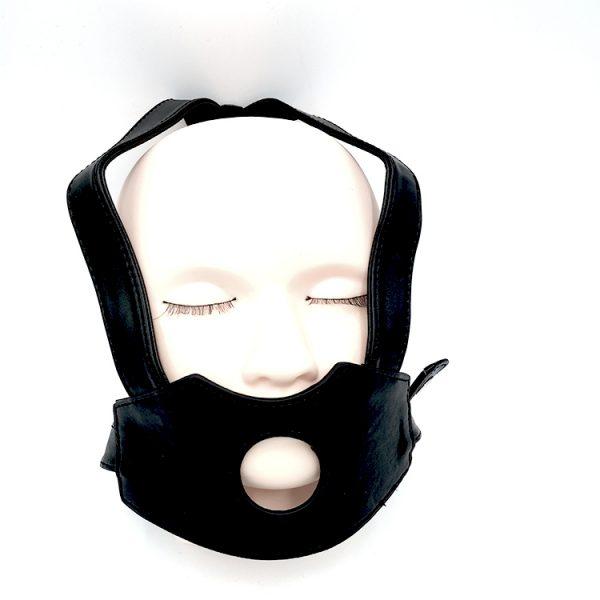 Submissive-O-gag-mask